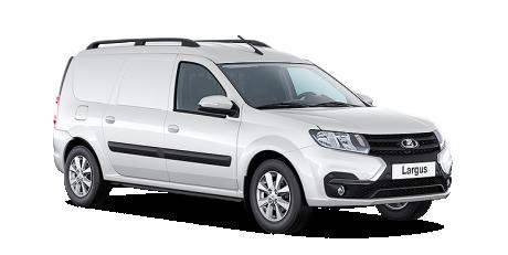 ЛАДА Ларгус фургон 1.6 л 8-кл. (90 л.с.), 5МТ / Comfort / Multimedia
